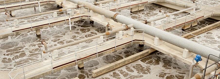 photo - Municipal Wastewater Treatment Plant