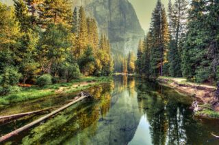 photo - Yosemite Valley
